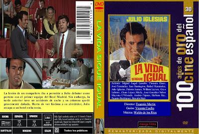 Cover, caratula, dvd:  La vida sigue igual | 1969 | La película