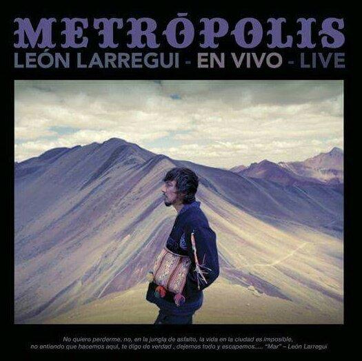 León Larregui - Metrópolis (Live) CD+DVD