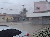 Picuí, Cuité e outras cidades do Curimataú registram fortes chuvas no inicio da tarde desta sexta-feira