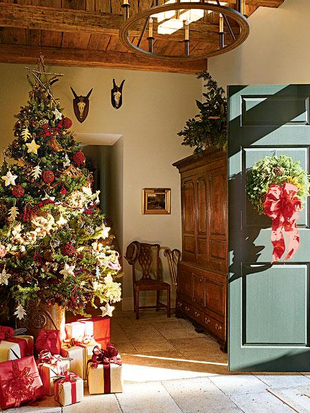 New Home Interior Design: Christmas Decoration - part 2