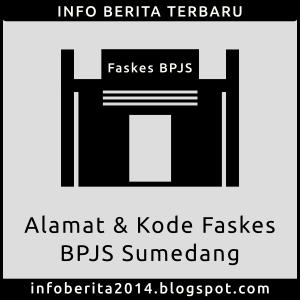 Alamat dan Kode Faskes BPJS Sumedang