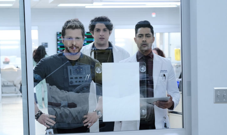 The Resident - Episode 3.19 - Support System - Promo, Sneak Peek, Promotional Photos + Press Release
