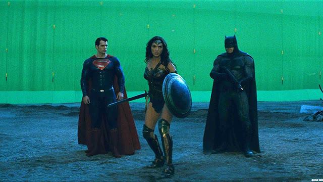 Batman Vs Superman: Antes e Depois dos Efeitos