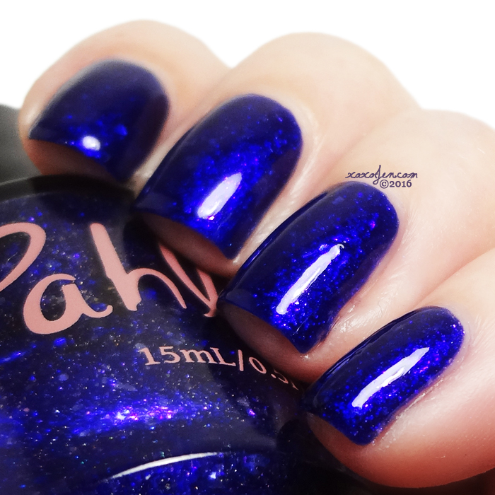xoxoJen's swatch of Pahlish No Sleep Til Brooklyn
