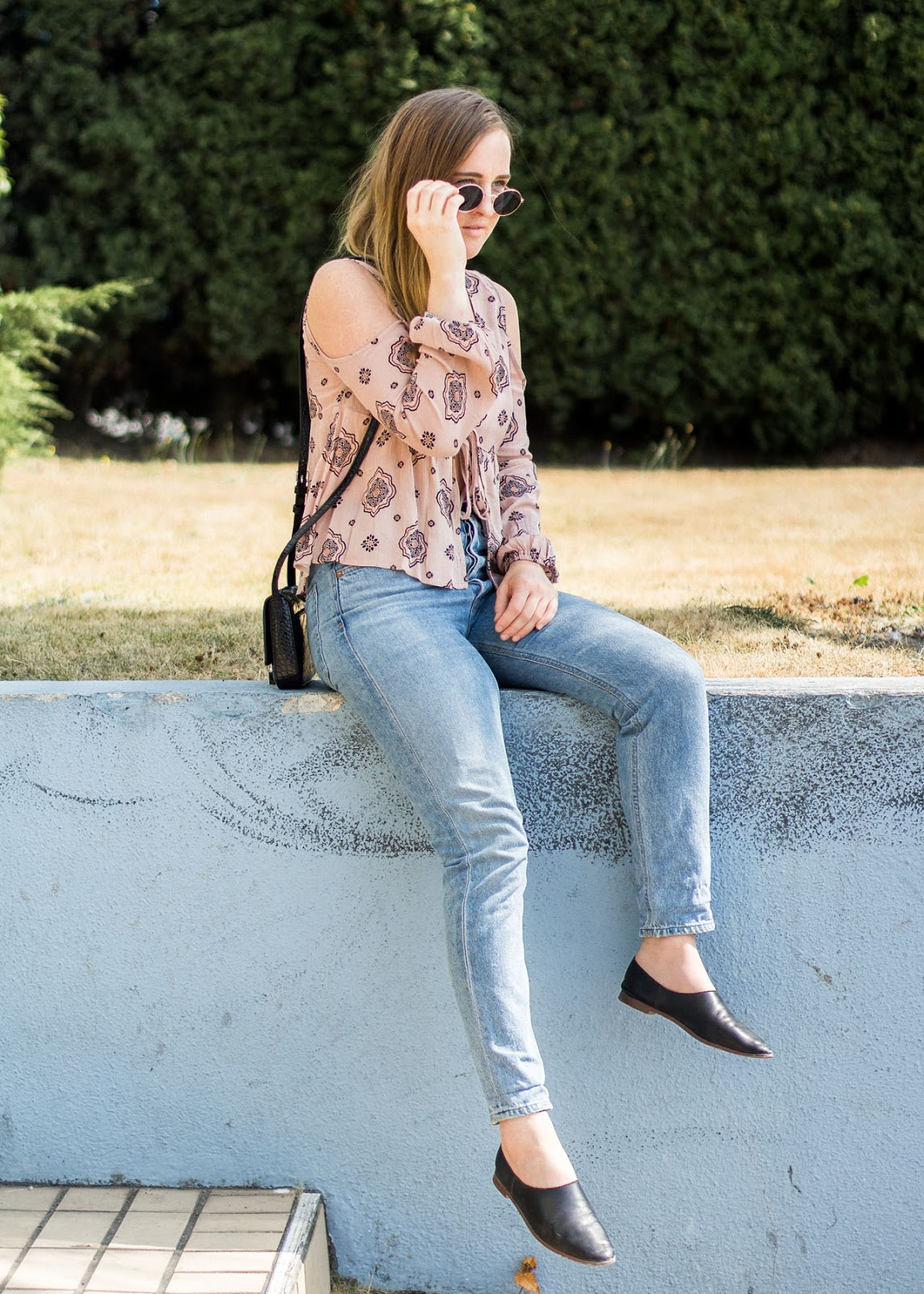 Vancouver Fashion and personal style blogger - In My Dreams - Outfit