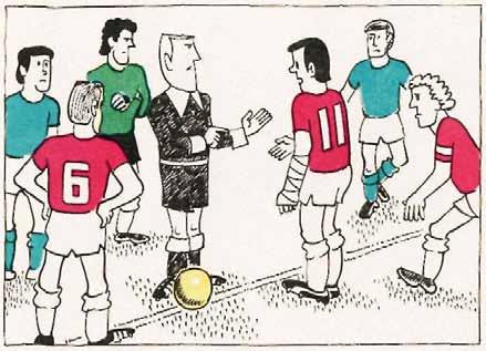 Футбольный словарь