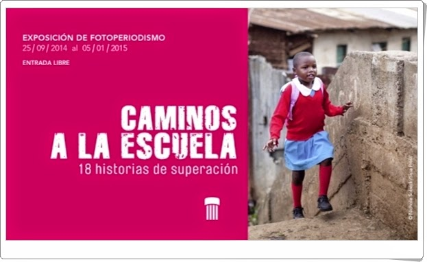 http://www.fundacioncanal.com/actividades/camino/video/index.html