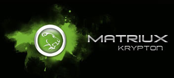 Matriux Krypton security distribution Released