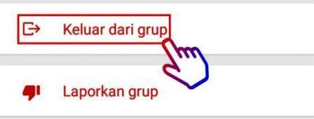 Cara Menghapus Grup WhatsApp dengan Mudah