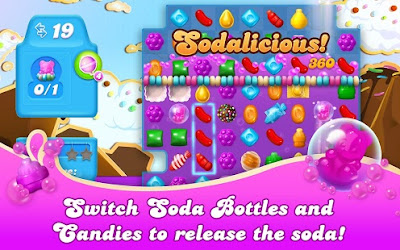 Candy Crush Soda Saga Mod APK 4