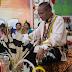 Sambut GMT 2016 di Palangka Raya, Suku Dayak Ngaju Gelar Ritual Adat Unik