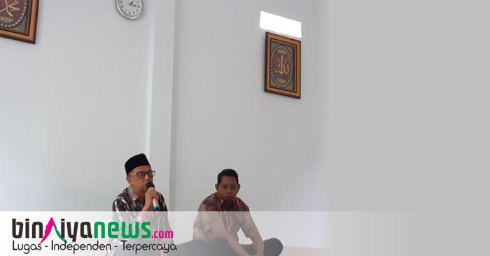 Kemenag Malteng Isi Ramadhan Dengan Kultum dan Tadarus