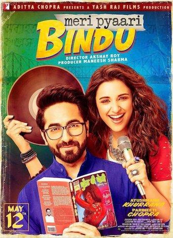 Meri Pyaari Bindu 2017 Hindi Full Movie Download