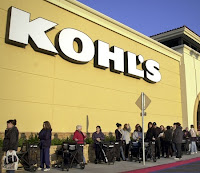 Kohl's Sitewide Discounts up to 60% OFF + Extra 15% at Checkout