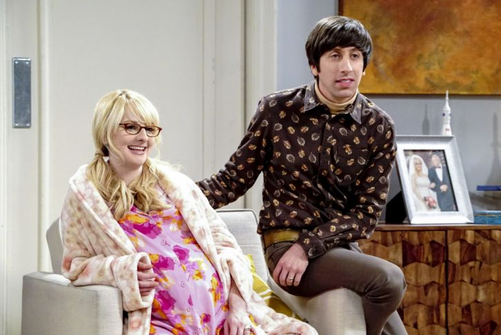 The Big Bang Theory - Episode 11.16 - The Neonatal Nomenclature - Promo, Sneak Peek, Promotional Photos + Press Release
