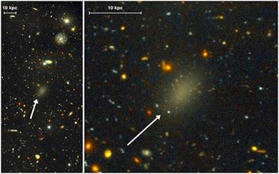 Galaksi Hantu Terdiri dari Banyak Materi Gelap
