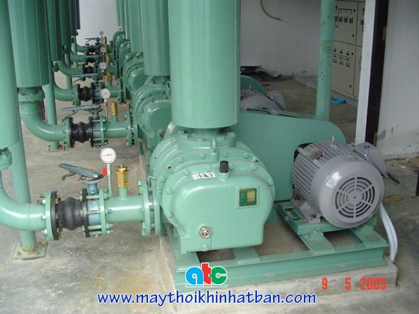 Bảo dưỡng máy thổi khí ITO, sửa chữa máy thổi khí IRTO, bảo trì máy thổi khí ITO