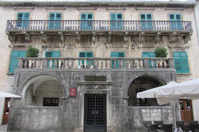 Montenegro, Kotor, binnen de stadsmuur