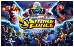 Marvel Strike Force Mod Apk V1.4.2 (Free Skills + Increase Energy)