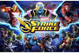MARVEL Strike Force MOD APK v1.3.2 (Free Skills + Increase Energy)