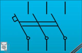Simbol MCCB
