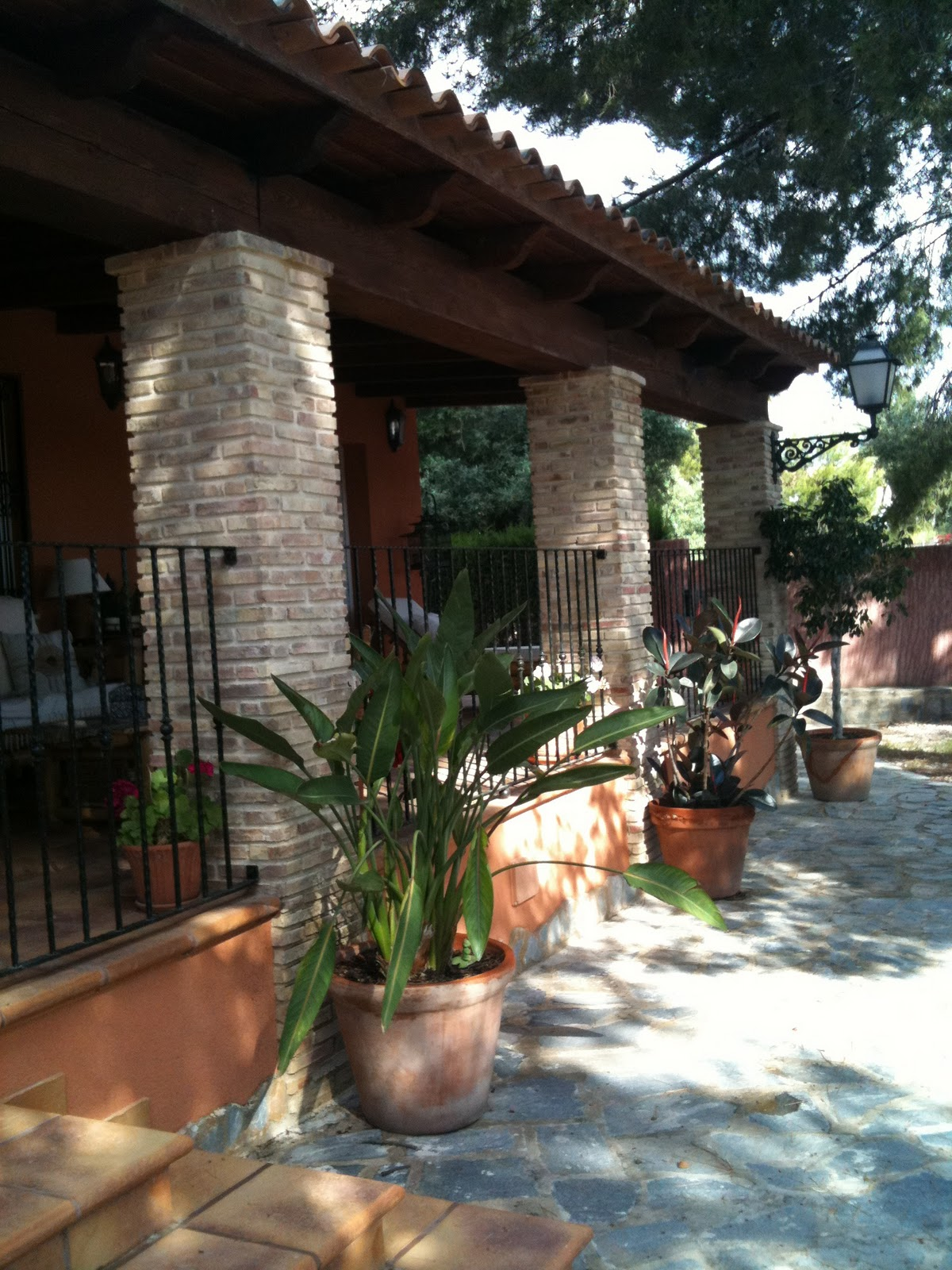 Blog Del Grupo Inurbex Construcción De Terraza En Vivienda