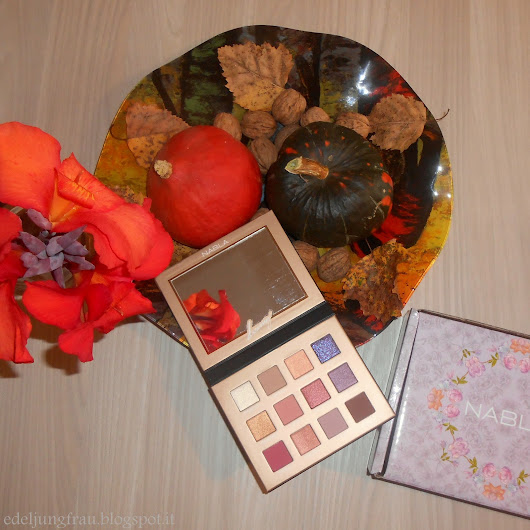 REVIEW | Nabla Cosmetics Dreamy Eyeshadow Palette + makeup looks