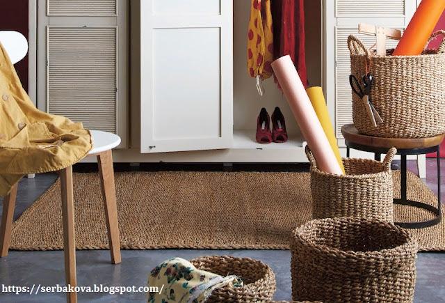 Ковер как практичный и дизайнерский аксессуар в квартире