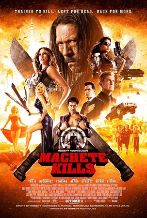 Film Machete Kills 2013