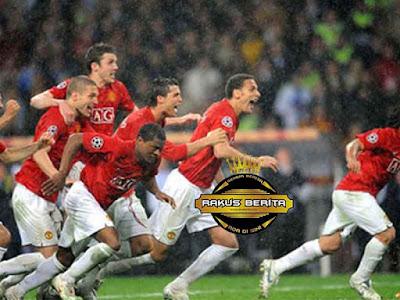 Manchester United Menangkan Liga Champions Tahun 2008 Saat Bertemu Dengan Chelsea