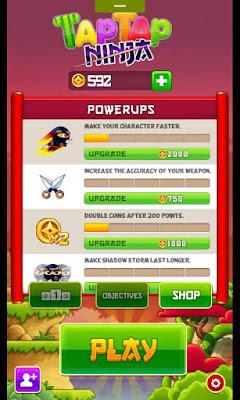 Tap Tap Ninja Review