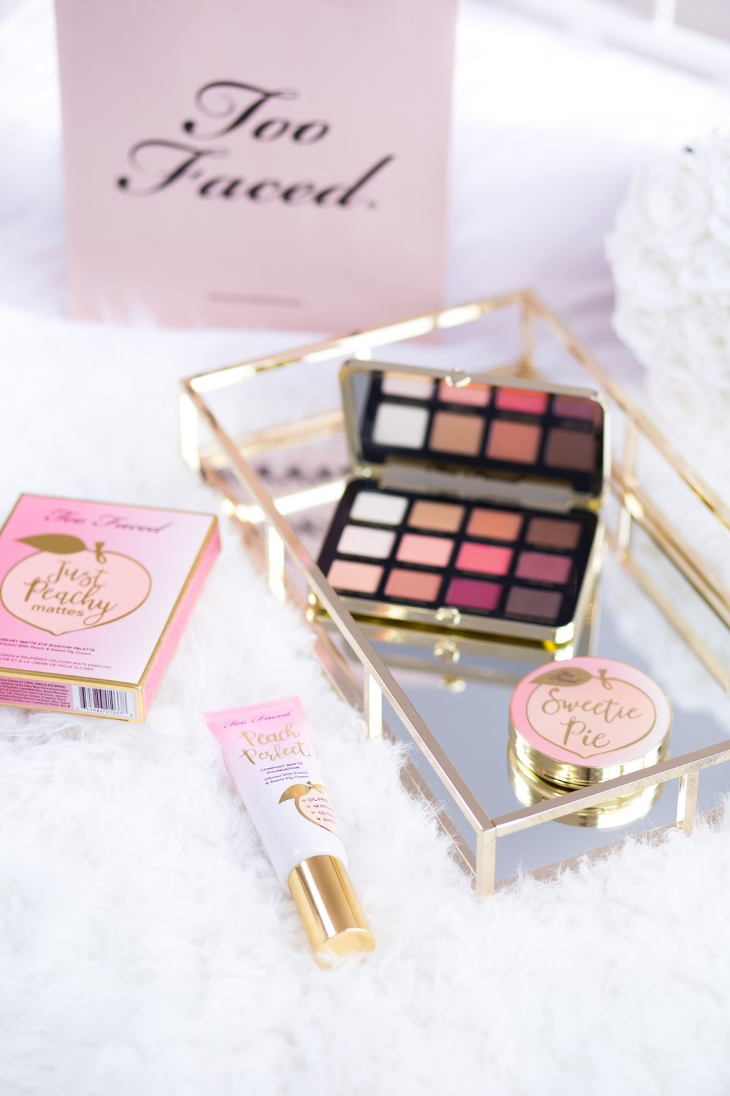 too faced podkład peach perfect