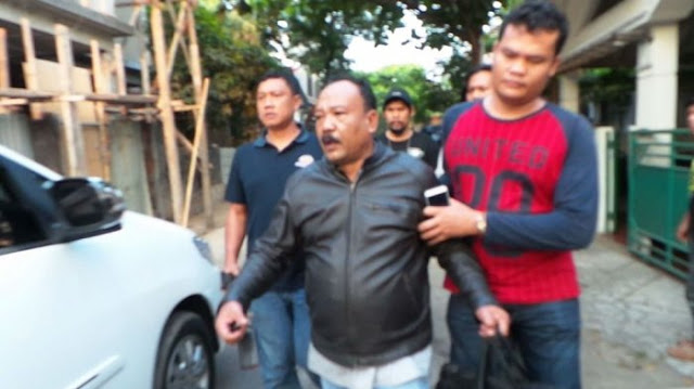 Terlibat Pembunuhan, Pendeta GBKP Disergap Polisi, Sempat Histeris Saat Ditangkap