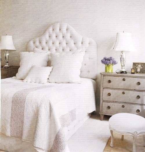 The Peak of Très Chic: Heavenly White