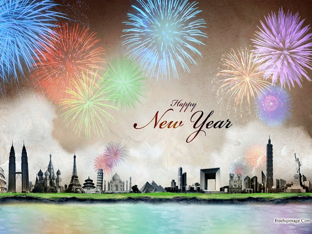 Happy New Year Beautiful HD Images, Pictures, Photos & Wallpapers