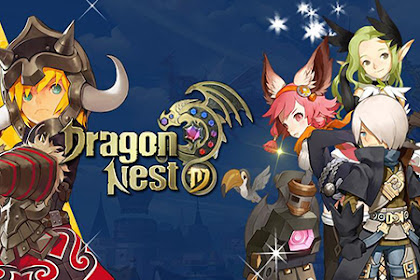 Download Dragon Nest M 1.1.0 Apk For Android