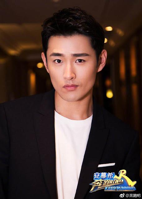 2019 new members keep running Alan Wang Yanlin