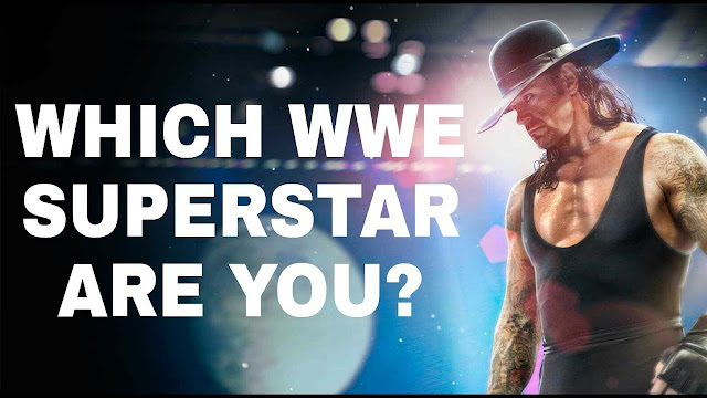 Quiz: Which WWE Superstar are you?