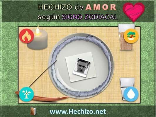 Hechizo de Amor según el Signo de Zodiaco