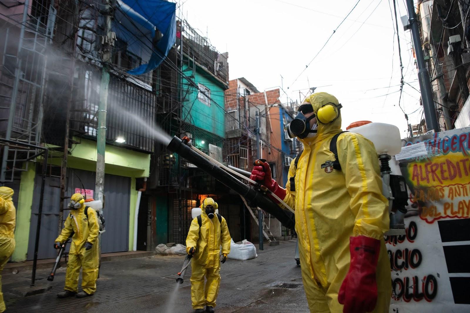 Coronavirus en Argentina: 17 muertos y 718 nuevos contagios en las últimas 24 horas