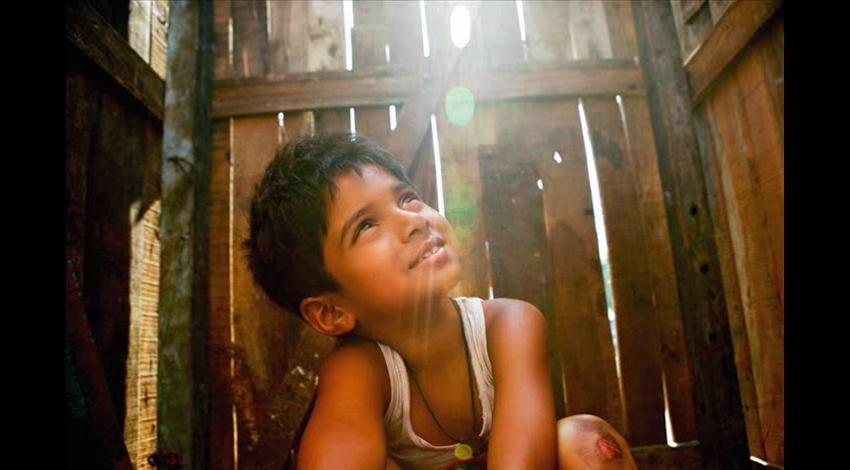 Slumdog Millionaire - el fancine