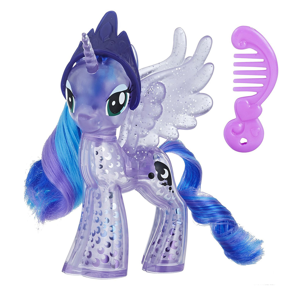 Mlp Princess Luna Brushables Mlp Merch