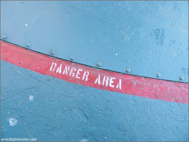 Antisubmarine Rocket (ASROC) Deck