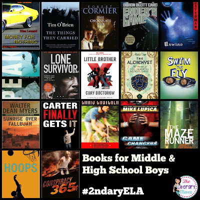 The right book can totally change a teenager's attitude about reading. In this #2ndaryELA Twitter chat, middle school and high school English Language Arts teachers discuss the benefits of using young adult literature in the classroom, hot books for teens and how to find them, and nonfiction resources. Read through the chat for ideas to implement in your own classroom.