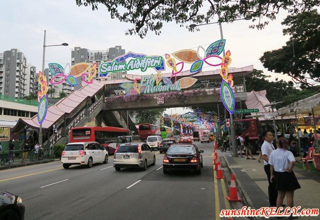 Hari Raya Light Up 2017 in Singapore Deepening the Kampung Spirit