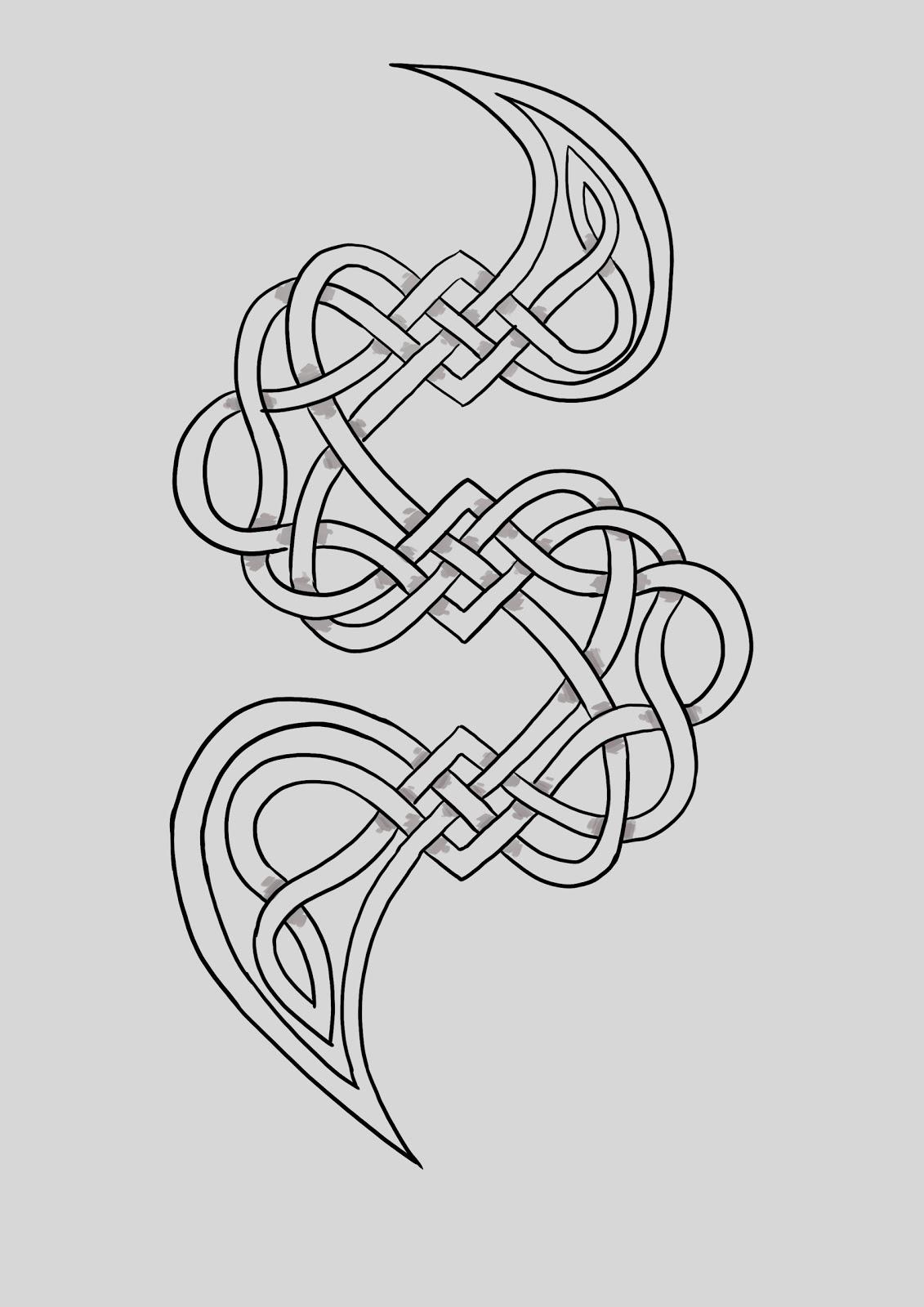 Nolan's Memory Palace: Celtic Knot