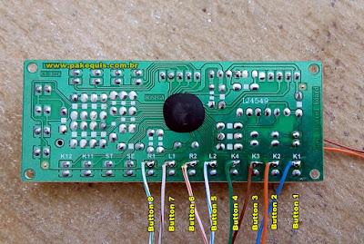 Zero delay arcade control board