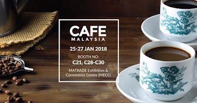 Café Malaysia Exhibition, Matrade