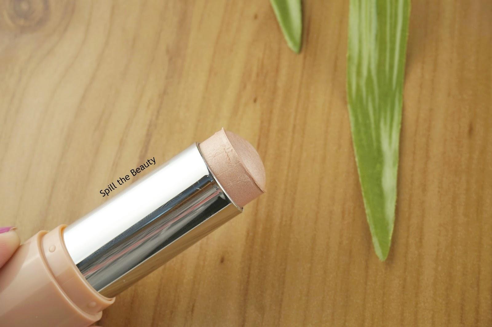 joe fresh 2017 eyeshadow eyeliner highlighter stick lip balm review swatches pink pearl