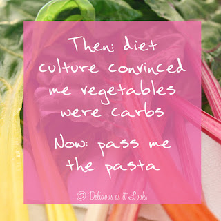 Veggies are NOT carbs